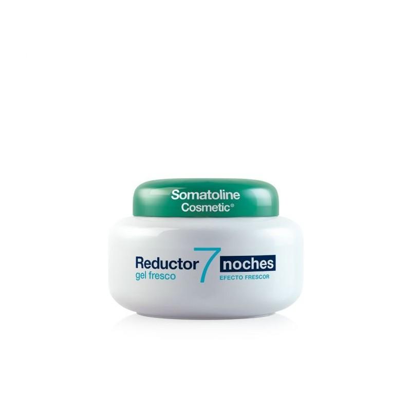 Somatoline reductor 7noches gel fresco 400ml
